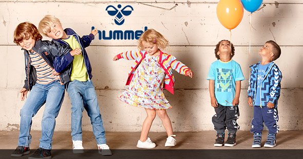 Hummel Kids Clothing