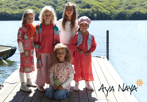Aya Naya Girls Clothing