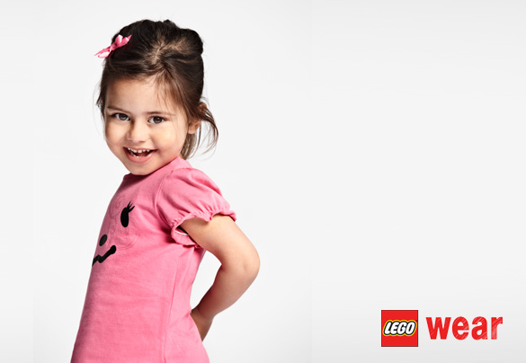 LEGO Wear Clothes For Kids